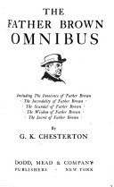The Father Brown Omnibus