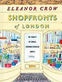 Shopfronts of London Book
