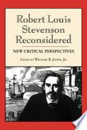Robert Louis Stevenson Reconsidered