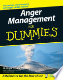 """Anger Management For Dummies"" by W. Doyle Gentry"