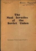 The Nazi Invasion of the Soviet Union