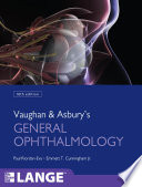 Vaughan   Asbury s General Ophthalmology  18th Edition