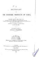 pt. 1. Pachyrhizus to Rye. pt. 2. Sabadilla to Silica. pt. 3. Silk to Tea. pt. 4. Tectona to Zygophillum