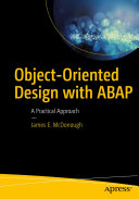 Object Oriented Design with ABAP