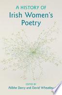 A History Of Irish Women S Poetry