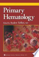 Primary Hematology Book