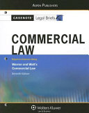 Casenote Legal Briefs Commercial Law