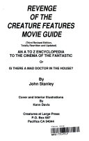Revenge of the Creature Features Movie Guide