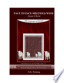 Face To Face Meetings With Jesus Christ Pdf