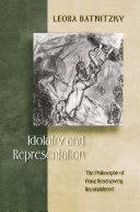 Idolatry and Representation