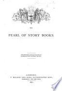 The Pearl Of Story Books Selections From The Old Testament The Preface Signed B