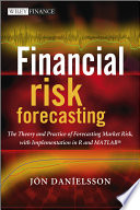 Financial Risk Forecasting Book
