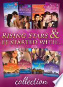 Rising Stars It Started With Collections Mills Boon E Book Collections