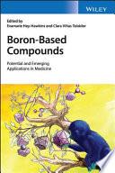 Boron Based Compounds