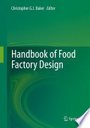 Handbook Of Food Factory Design Book PDF