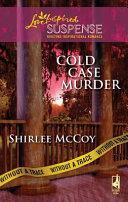 Cold Case Murder Book