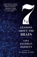 Seven and a Half Lessons About the Brain Pdf/ePub eBook