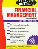 Schaum's Outline of Theory and Problems of Financial Management
