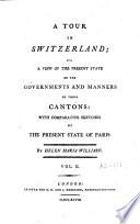 A Tour In Switzerland