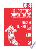 10 Last Years Solved Papers - Humanities