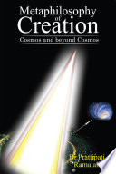 Metaphilosophy of Creation