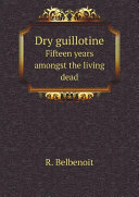 Dry guillotine