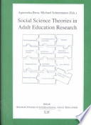 Social Science Theories In Adult Education Research