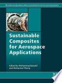 Sustainable Composites for Aerospace Applications Book