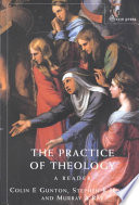The Practice of Theology Book