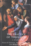The Practice of Theology ebook