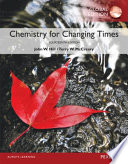 Chemistry for Changing Times, Global Edition