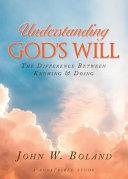 Understanding God S Will
