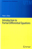 Introduction to Partial Differential Equations Book