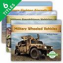 Military Aircraft Vehicles