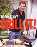 """Bobby Flay's Grill It!: A Cookbook"" by Bobby Flay, Stephanie Banyas, Sally Jackson"