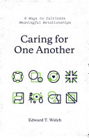 Caring for One Another Pdf/ePub eBook