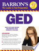 Barron's GED, High School Equivalency Exam