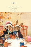Alice's Adventures in Wonderland - Illustrated by Gwynedd M. Hudson [Pdf/ePub] eBook
