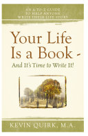 Your Life Is a Book   And It s Time to Write It