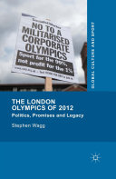 Pdf The London Olympics of 2012 Telecharger