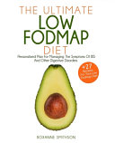 The Ultimate Low Fodmap Diet Book
