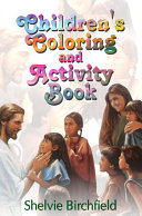 Children s Coloring and Activity Book