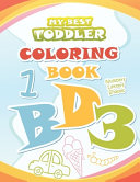 My Best Toddler Coloring Book