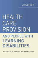 Health Care Provision and People with Learning Disabilities