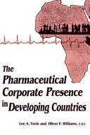 The Pharmaceutical Corporate Presence in Developing Countries