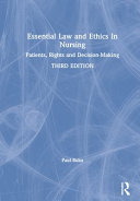 Essential Law And Ethics In Nursing