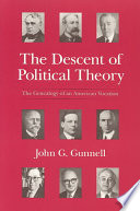 The Descent of Political Theory