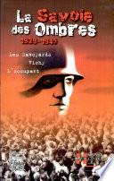la savoie des ombres les savoyards vichy loccupant 1939 1945