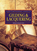 Gilding   Lacquering