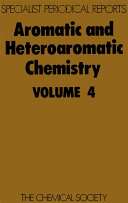 Aromatic and Heteroaromatic Chemistry [Pdf/ePub] eBook